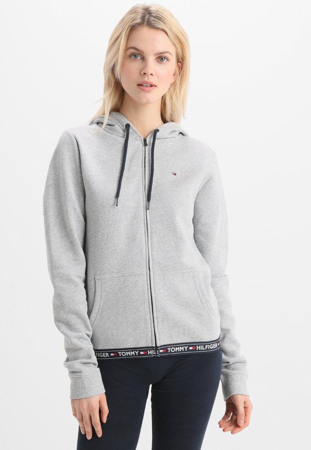 HOODY - Pyjama top - grey