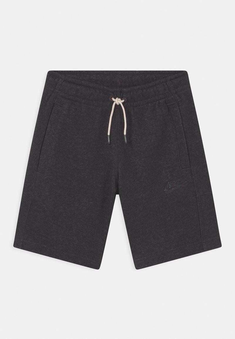 Nike Sportswear - UNISEX - Shortsit - black/dark smoke grey