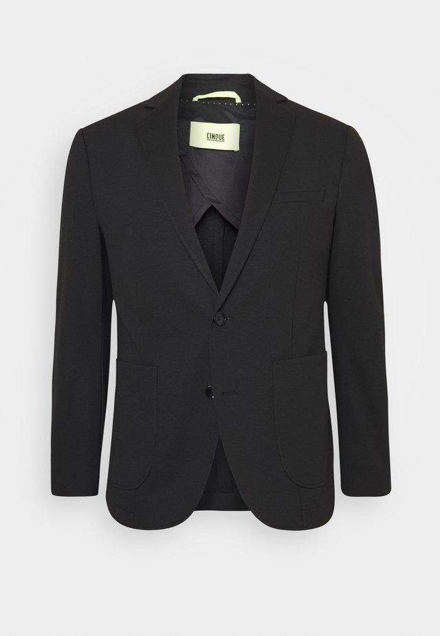 CIDATINI - blazer - grey
