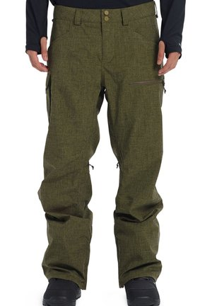 COVERT - Outdoor trousers - keef heather