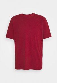 DERO - Basic T-shirt - medium red