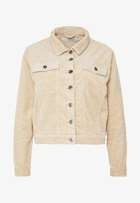 JDYKIRAZ JACKET  - Summer jacket - light brown