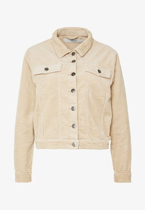 JDYKIRAZ JACKET  - Summer jacket - light brown