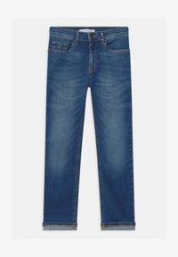 Calvin Klein Jeans - SLIM INFINITE  - Džíny Slim Fit - blue - 0