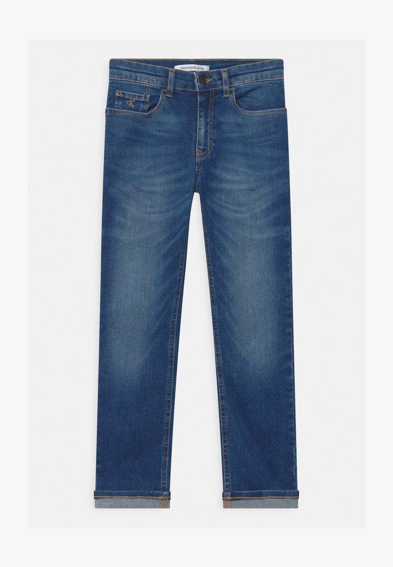 Calvin Klein Jeans - SLIM INFINITE  - Džíny Slim Fit - blue