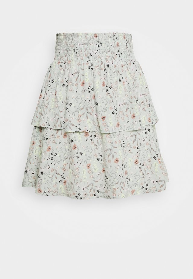 YASSIGRID - Mini skirt - jadeite