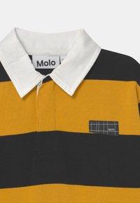 Molo - Polo shirt - black/yellow - 2