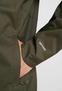 The North Face - QUEST ZIP IN JACKET - Kurtka hardshell - new taupe green/black - 3