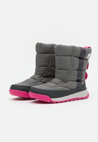 Sorel - YOUTH WHITNEY II PUFFY UNISEX - Snowboot/Winterstiefel - quarry