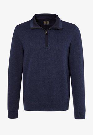 Fleece jumper - dunkelblau