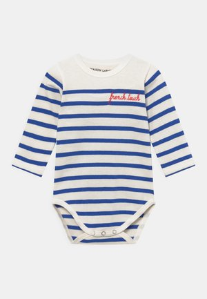 ONESIE MALO FRENCH TOUCH UNISEX - Body - ivory/blue
