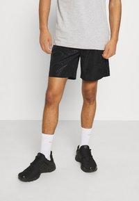 Glorious Gangsta - HAYDEN - Shorts - jet black - 0