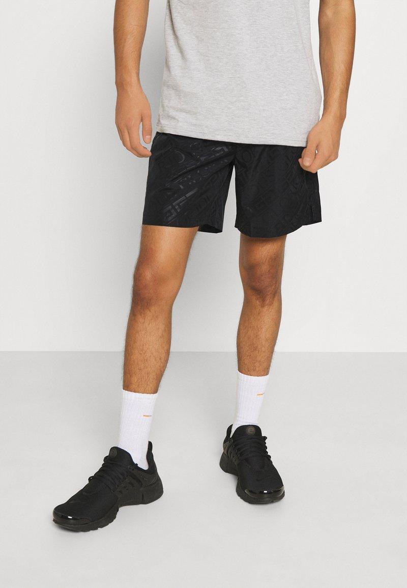 Glorious Gangsta - HAYDEN - Shorts - jet black