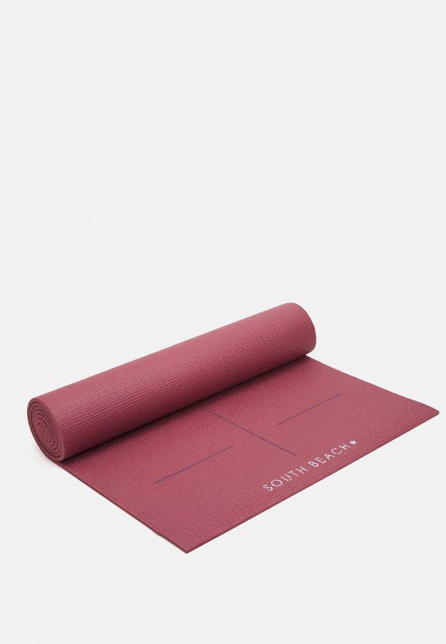 YOGA MAT SLOGAN - Fitness / Yoga - rose brown