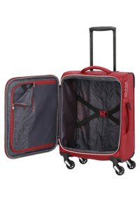 Travelite - KITE  - Wheeled suitcase - red - 4