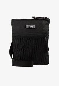 Vans - UA EASY GOING CROSSBODY - Across body bag - black - 5