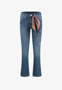 ParaMi - NOA  - Bootcut jeans - used ink blue - 0