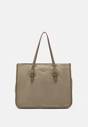 HOUSTON L - Shopping bag - light taule