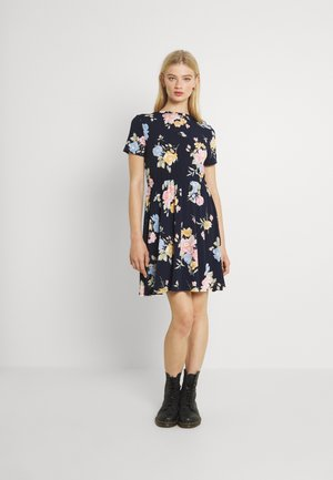 VIEBONI DRESS - Vestito di maglina - navy blazer