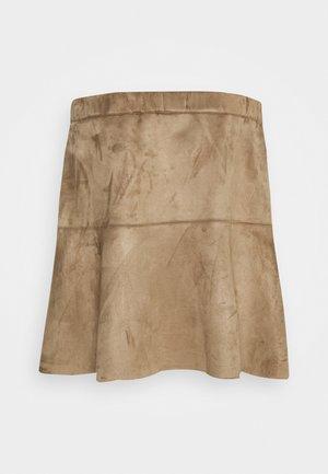 VMSUMMERMY  - A-snit nederdel/ A-formede nederdele - beige