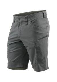 Haglöfs - MID FJELL SHORTS - Shorts - magnetite - 3
