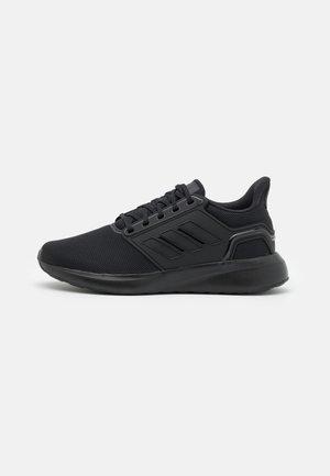 EQ19 RUN - Obuwie do biegania treningowe - core black/grey six
