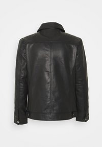 STUDIO ID - ARY  - Leather jacket - black - 1