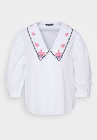 Trendyol - Blouse - white - 4