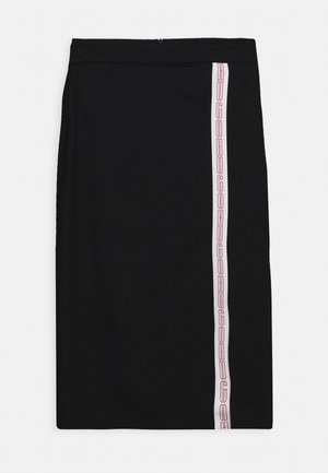 DIFANI - Pencil skirt - black