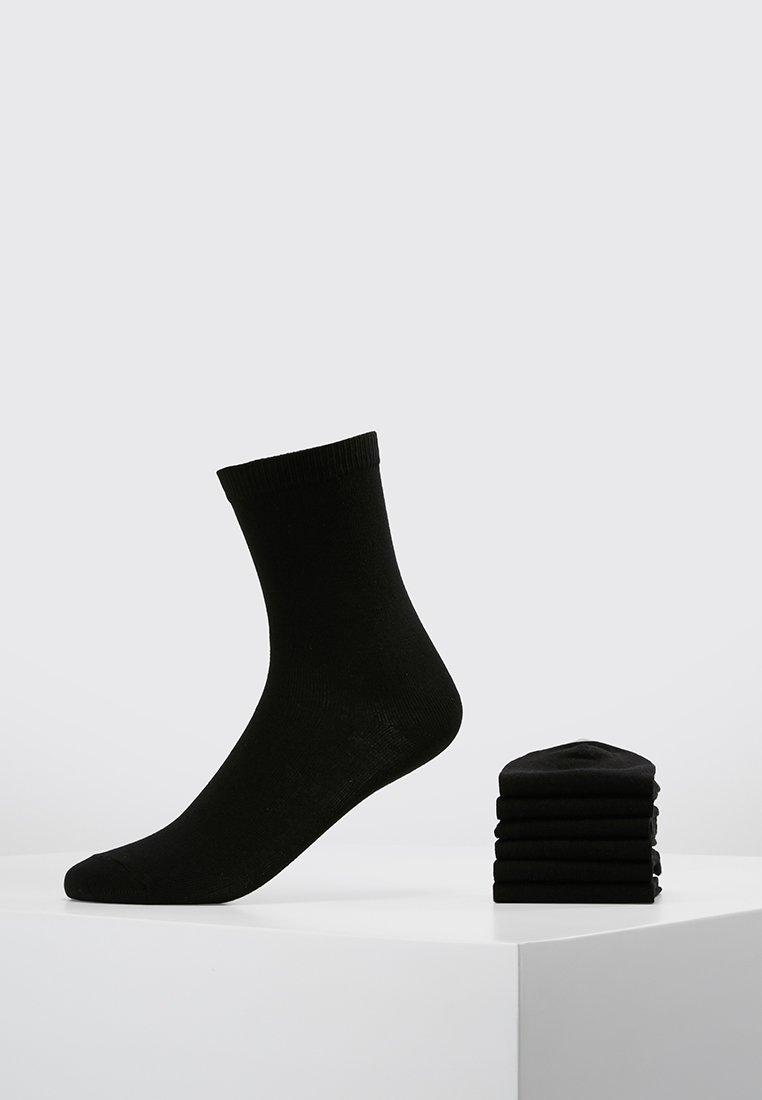 Anna Field - 7 PACK - Ponožky - black