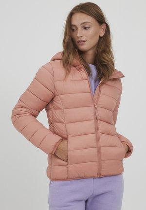 BYBELENA  - Winter jacket - old rose