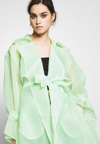 Who What Wear - Trenchcoat - pale mint - 4