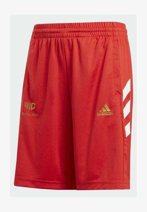 URBAN LEAGUE PRIMEGREEN REGULAR SHORTS - Sports shorts - red