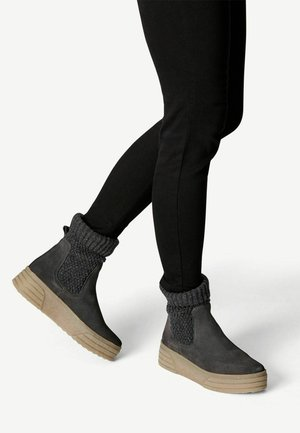 Ankle boots - anthracite