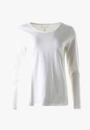 PIMA  ARCHIE - Långärmad tröja - offwhite