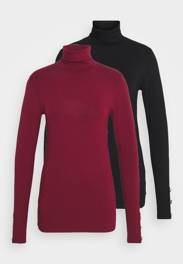 ROLL NECK 2 PACK  - Maglione - multi