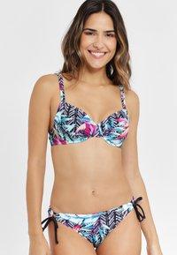 Venice Beach - Bikini top - blue - 0