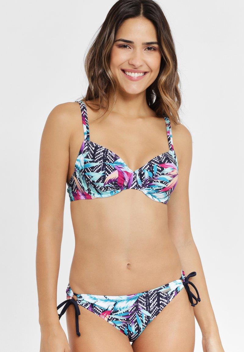 Venice Beach - Bikini top - blue