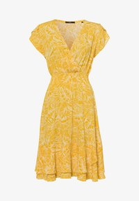 zero - Day dress - yellow curry - 4