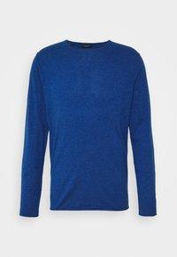 SLHDOME CREW NECK - Jumper - estate blue