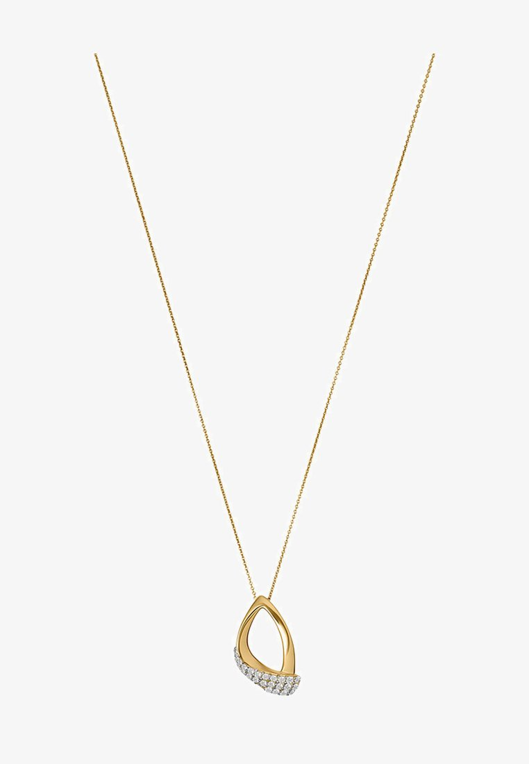 FAVS - Necklace - yellow gold