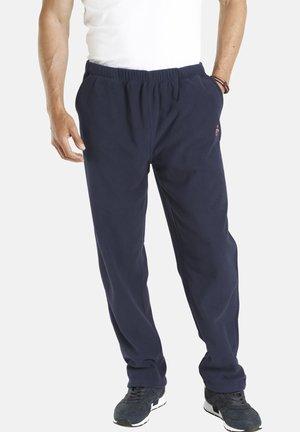 AXILL - Pantalon de survêtement - blau melange