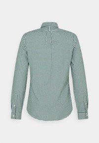 Polo Ralph Lauren - LONG SLEEVE SPORT SHIRT - Shirt - pine/white - 1