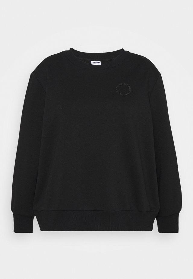 NMLUPA LOGO - Sweater - black
