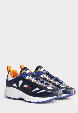 HERITAGE RETRO TOMMY  - Sneakers laag - twilight navy