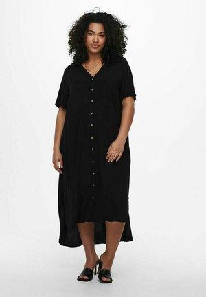 CARNEWDENIZIA CALF DRESS - Day dress - black