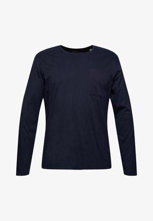 LONGSLEEVE  - Long sleeved top - navy