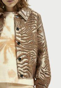 Scotch & Soda - JACQUARD - Light jacket - combo a - 3