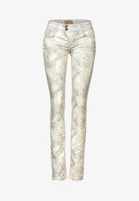 Street One - Slim fit jeans - weiß - 3
