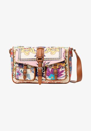 BOLS PINK BOHO LIVERPOOL - Across body bag - pink